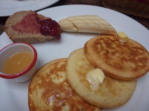 Pancakes wr